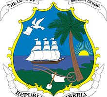 Coat of Arms of Liberia by abbeyz71