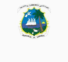 Coat of Arms of Liberia Unisex T-Shirt