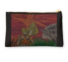 Tiger Style Studio Pouch