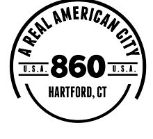 A Real American City Hartford CT by GiftIdea