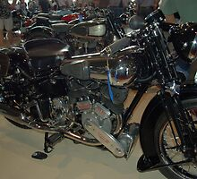 1938 Brough Superior SS-85 by TeeMack