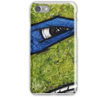 Leonardo of Teenage Mutant Ninja Turtles iPhone Case/Skin