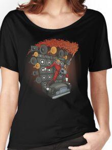 Doof Metal Women's Relaxed Fit T-Shirt