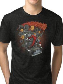 Doof Metal Tri-blend T-Shirt