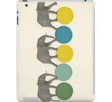 Travelling Elephants iPad Case/Skin