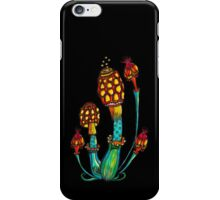 Have a nice trip! Magic Mushrooms, Psychedelic, Goa, Trance, Psytrance, Darkpsy iPhone Case/Skin