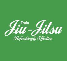 Train Jiu Jitsu - Refreshingly Effective Kids Clothes