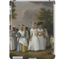 an awesome Barbados landscape iPad Case/Skin