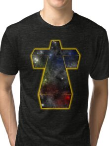 A galaxy of music Tri-blend T-Shirt