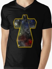 A galaxy of music Mens V-Neck T-Shirt