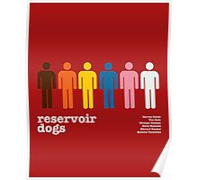 Reservoir Dogs Poster (Unfiltered) Poster