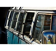 VW Bus Photographic Print