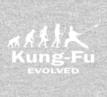 Kung- Fu Evolved Kids Clothes