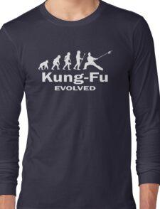 Kung- Fu Evolved Long Sleeve T-Shirt