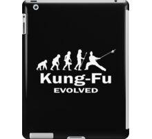 Kung- Fu Evolved iPad Case/Skin