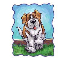 Animal Parade St. Bernard by ImagineThatNYC