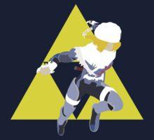 Super Smash Bros Sheik by Michael Daly
