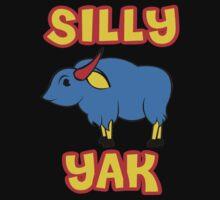 Silly Yak by gleekgirl