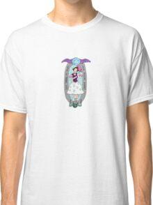 haunted lady Classic T-Shirt