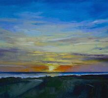 Midnight Sun by Michael Creese