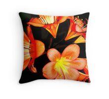 floral 6019 Throw Pillow