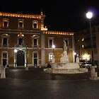 Brescia by night by annalisa bianchetti