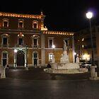 Brescia by night by annalisa bianchetti