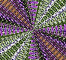 Spinning Wheel by Marie Sharp