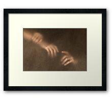 Creation Framed Print