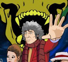 Doctor Who Lost in the dark dimension Sticker