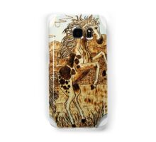 leaping mustang Samsung Galaxy Case/Skin