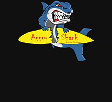 Aggro Shark Surf Board Hoodie