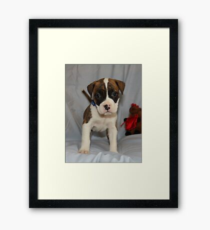 I need LOVE 09 Framed Print