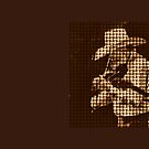 """""""Charlie Daniels, in a Country Weave""""... prints and products by © Bob Hall"""