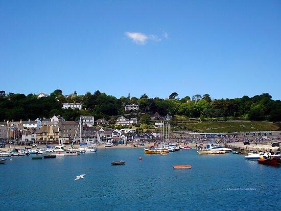 Lyme Regis   by Charmiene Maxwell-Batten