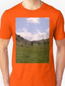 an exciting Ecuador landscape T-Shirt