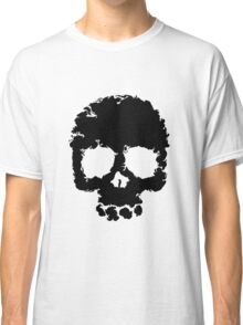 Polluted Skull Classic T-Shirt