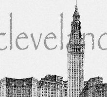 Cleveland's Landmark by Kenneth Krolikowski