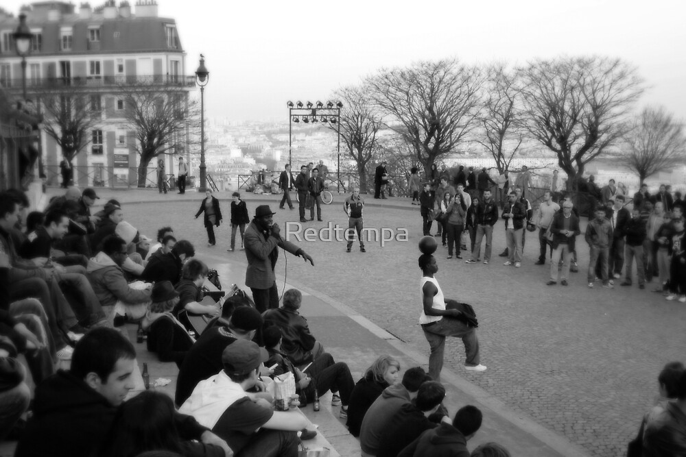 PARIS VI by Redtempa