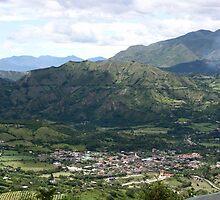 an amazing Ecuador landscape by beautifulscenes