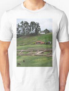 a beautiful Ecuador landscape T-Shirt