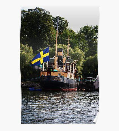 Orion Of Stockholm Poster
