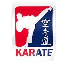 Karate Poster