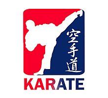 Karate Photographic Print