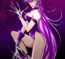 Phantasy Star II Nei by FF-Side