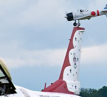 Aviation through the lens #13 by Robert Burdick
