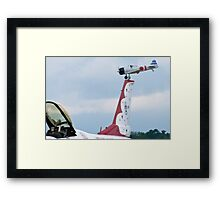 Aviation through the lens #13 Framed Print