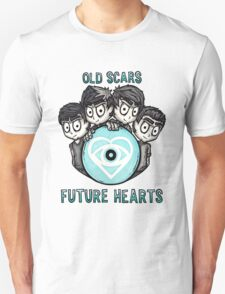 Old Scars Future Hearts Unisex T-Shirt