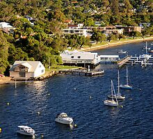 Mosman Cove by HG. QualityPhotography