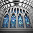 Stained Glass Window by Jim Cumming